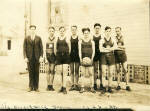 Century High School basketball team 1928-29 (click for full size image)