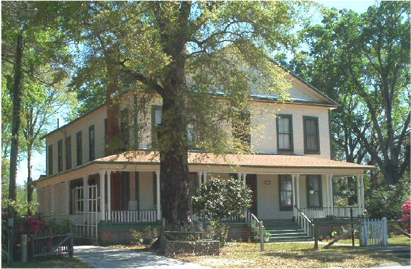 Glover-Whigham home